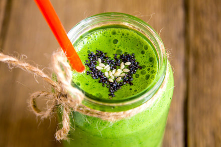 Green Dream Smoothie Featuring Super 3 Green