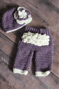 Newborn Girls Handmade Clothes