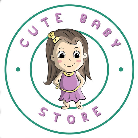 cute baby dot logo