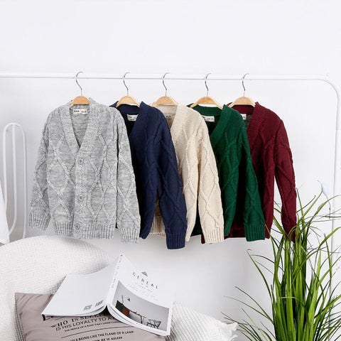 Big Boy Sweater - Spring & Autumn