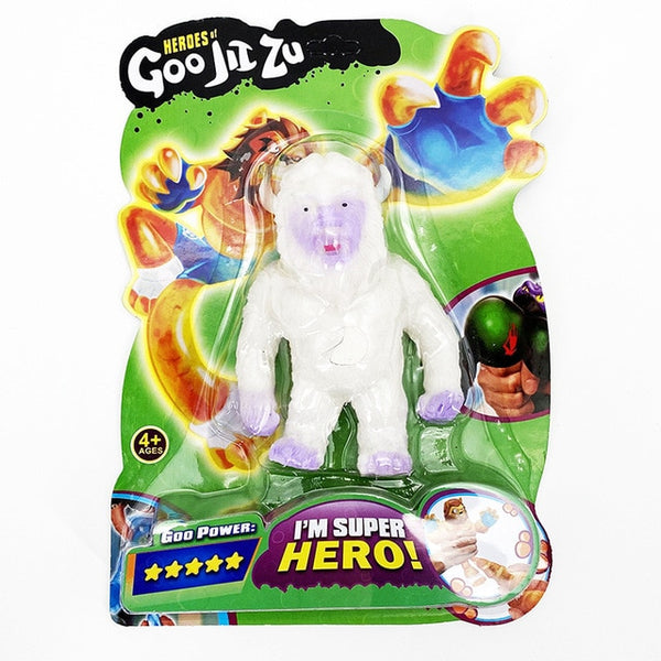 GOO Jit Zu Stretchy Action Figures