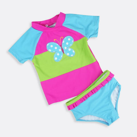Baby Girls Swimwear 2 piece