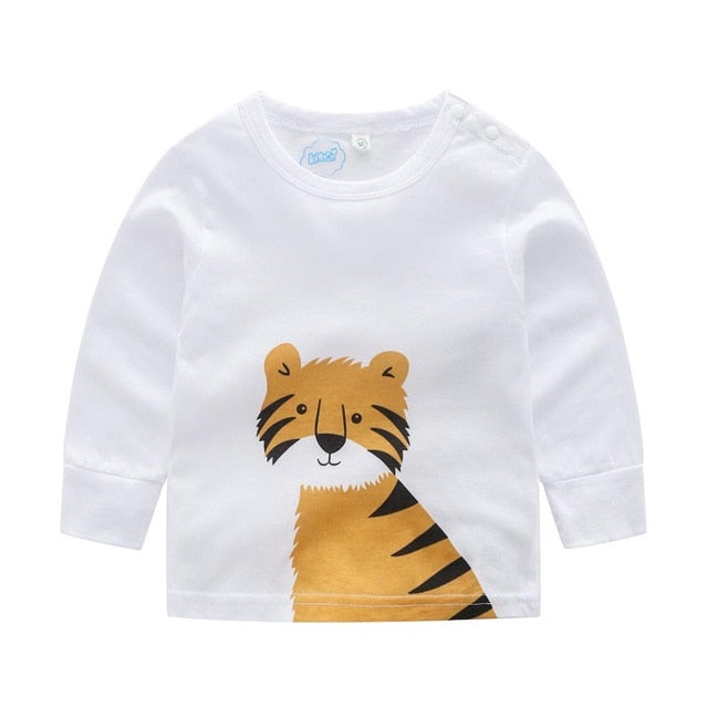 Cube Baby Long Sleeve Tee