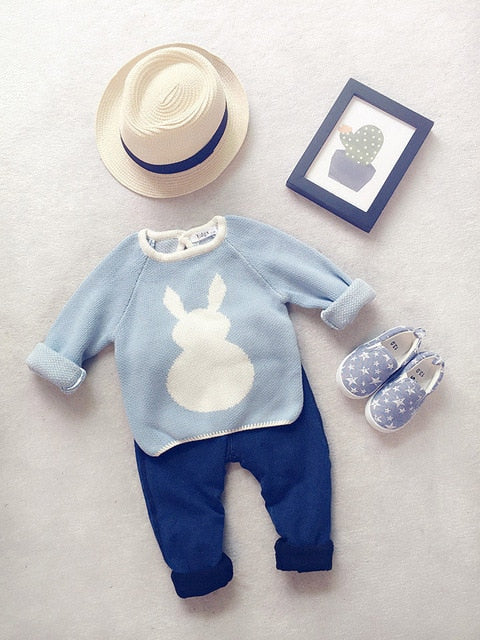 Cute Baby Sweater- Spring