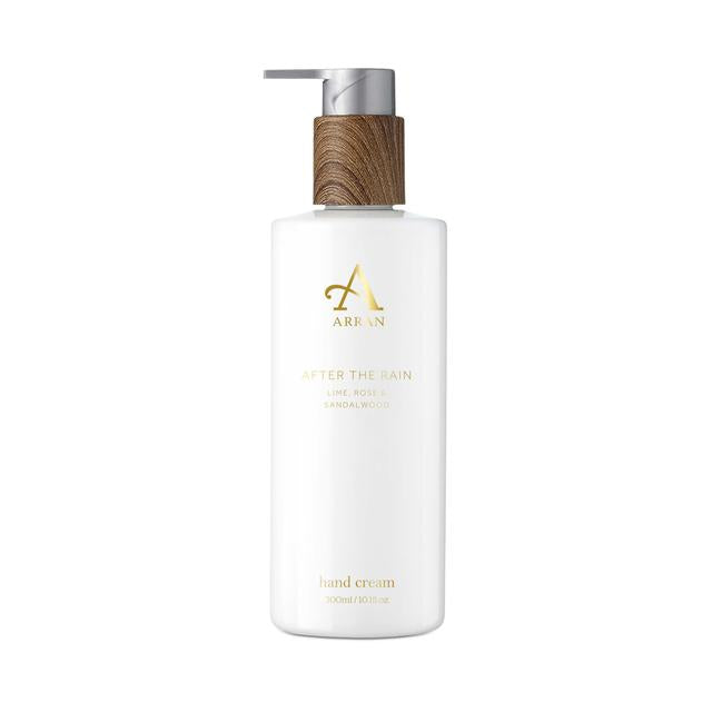 Arran Aromatics- After the Rain - Hand Cream 300ml