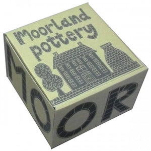 Moorland Pottery O Rate Mug