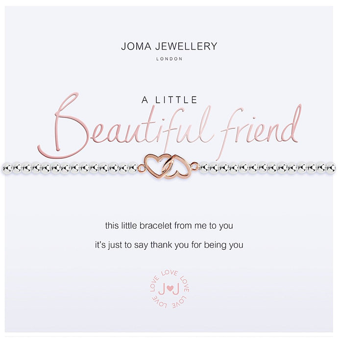 Joma Jewellery A Little Beautiful Friend Bracelet