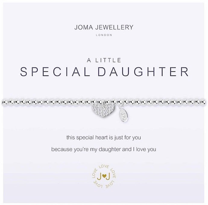Joma Jewellery A little Special Daughter Bracelet