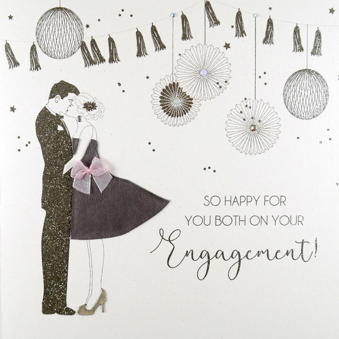 Five Dollar Shake LARGE Engagement Card