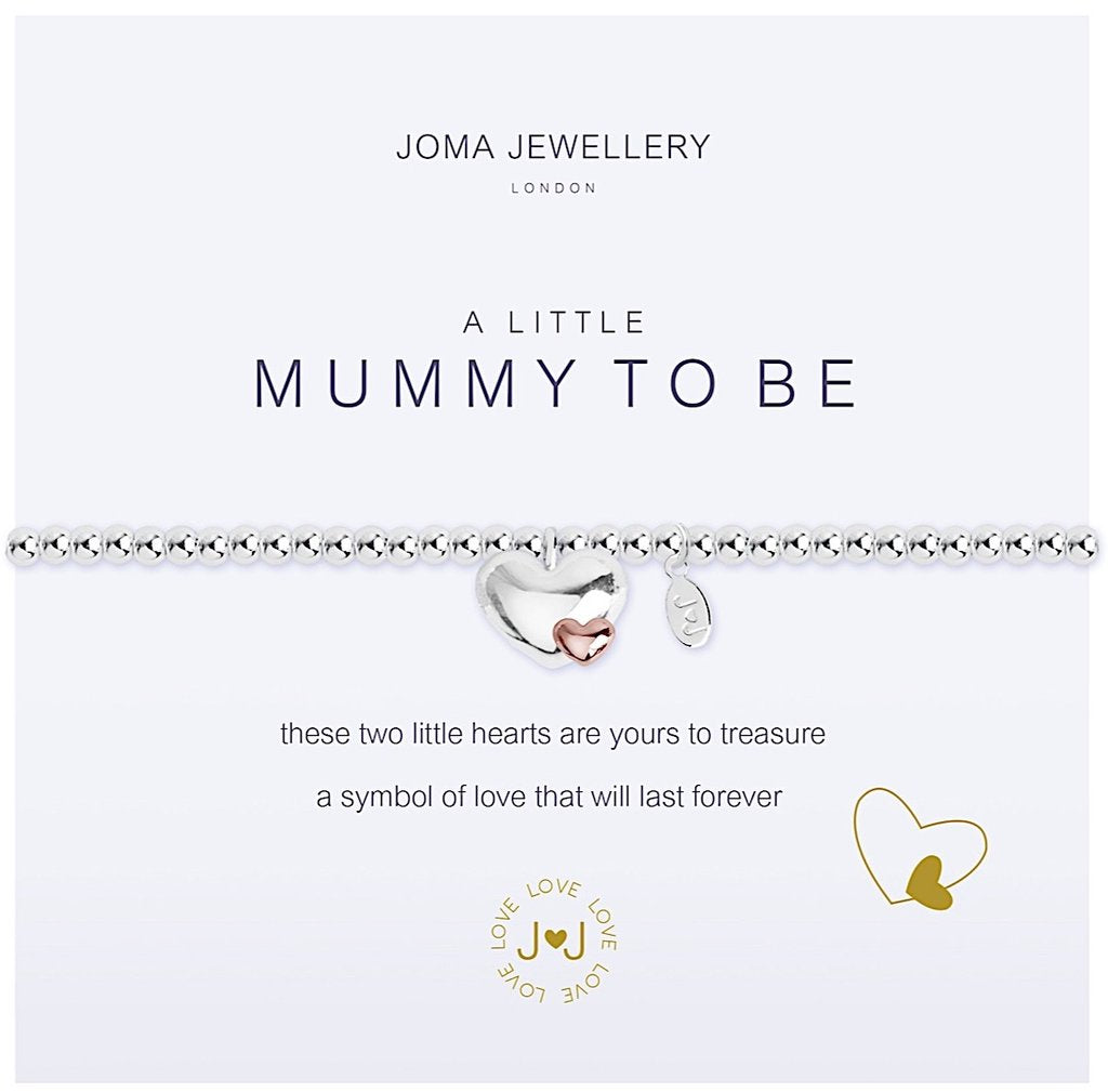 Joma Jewellery A little Mummy to be Bracelet