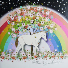 Five Dollar Shake Follow Your Dreams Unicorn Card