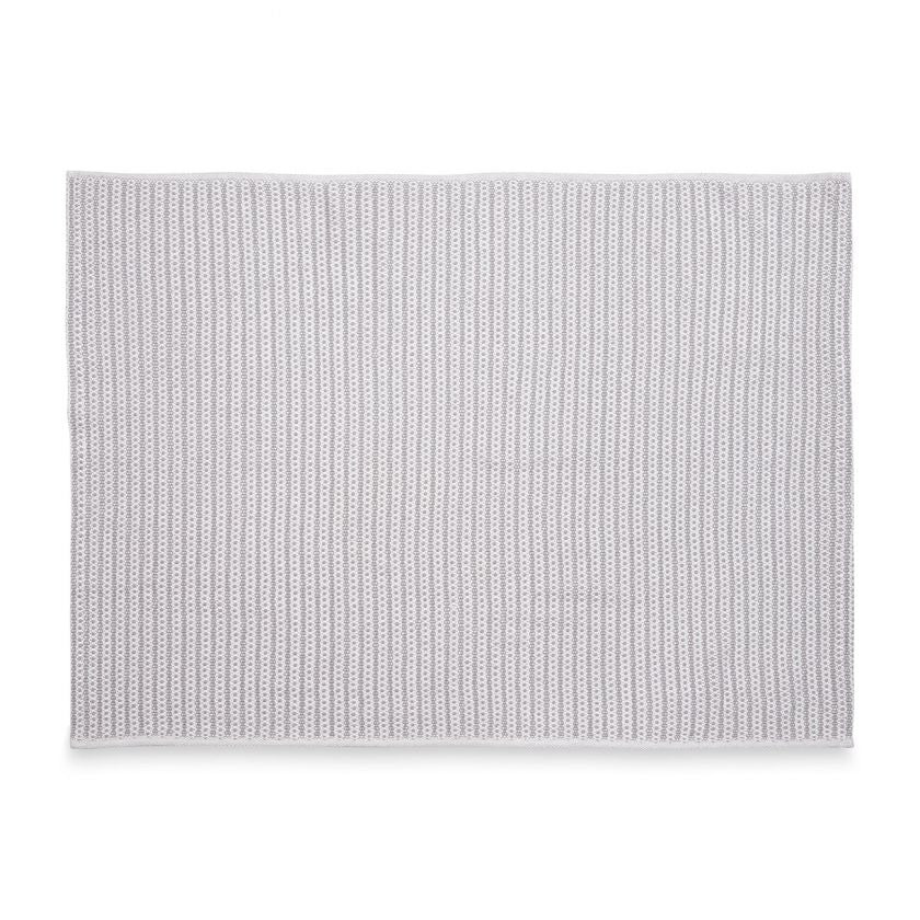 Katie Loxton Cotton Knitted Baby Blanket - Grey