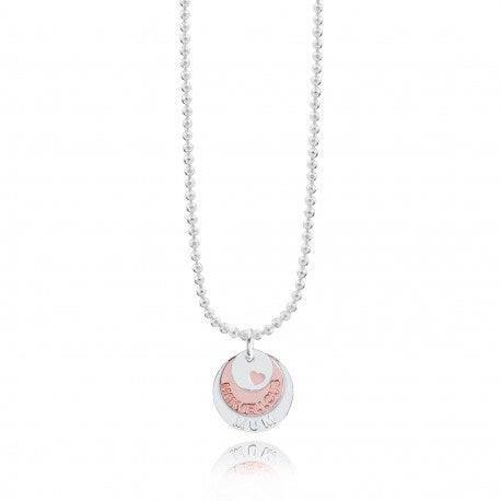 Joma Jewellery Klio Coin Necklace Marvellous Mum