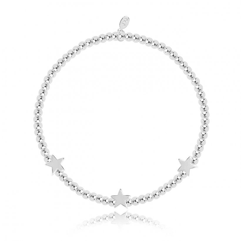 Joma Jewellery Happy 40th Birthday Occasion Gift Box Bracelet Set