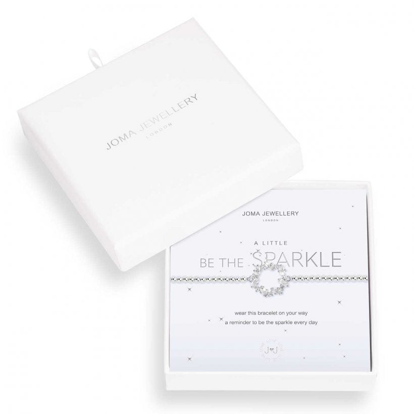 Joma Jewellery Beautifully Boxed A Little Be the Sparkle Bracelet
