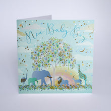 Five Dollar Shake New Baby Boy Card