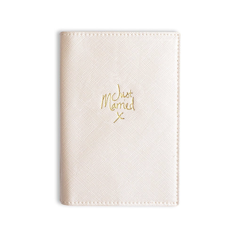 Katie Loxton Just Married Passport Cover
