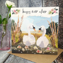 Flying Teaspoon Happy Ever After Card