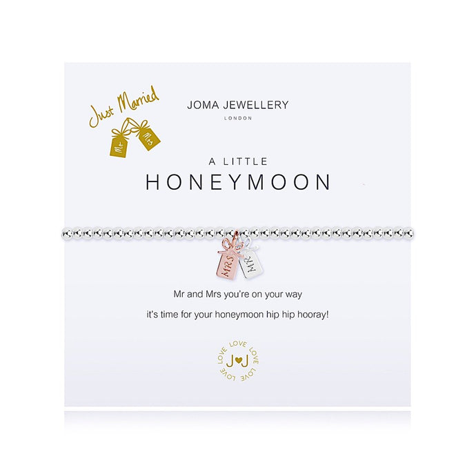 Joma Jewellery A little Honeymoon Bracelet
