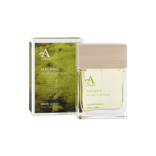 Arran Aromatics - Machrie Sea Salt & Rockrose - Eau de Toilette 100ml