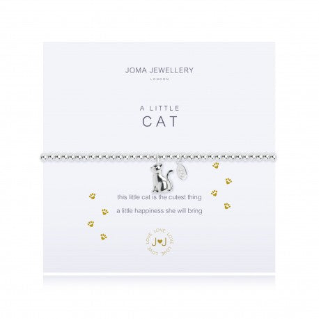 Joma Jewellery A Little Cat Bracelet