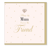 Always my Mum Card | Hearts Designs | Blank