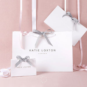 Katie Loxton Perfect Pouch Hearts Live Laugh Love - Pink