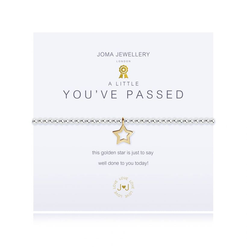 "Joma Jewellery ""A Little You've Passed "" Bracelet"
