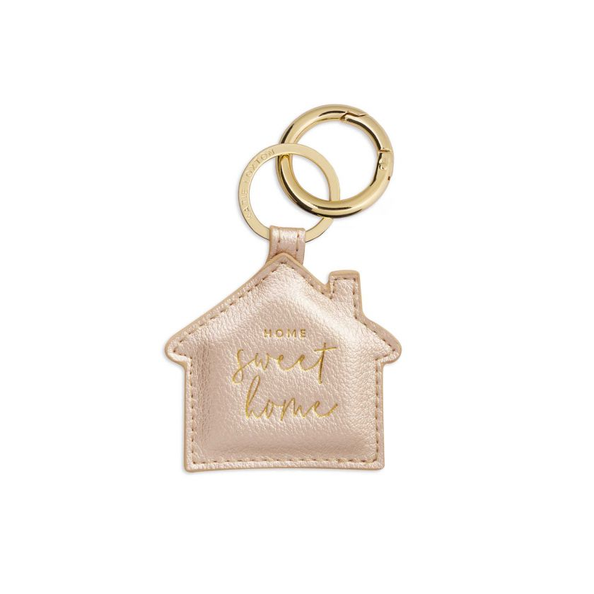 Katie Loxton Keyring - Home Sweet Home