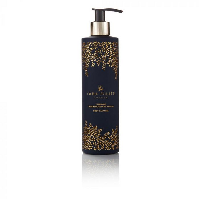 Sara Miller Shower Cream - Tuberose, Sandalwood & Vanilla