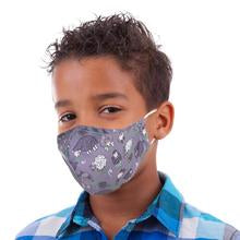 Eco Chic MINI Reusable Face Covering - Sheep Kids