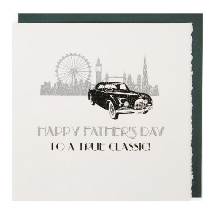 Five Dollar Shake True Classic! Fathers Day Card