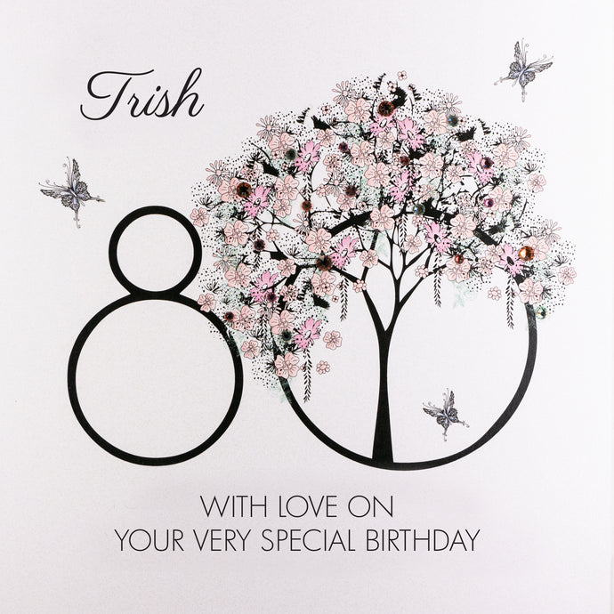 Personalised Birthday Card (PCAB27) Five Dollar Shake