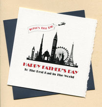 Five Dollar Shake Worlds Best Dad! Fathers Day Card