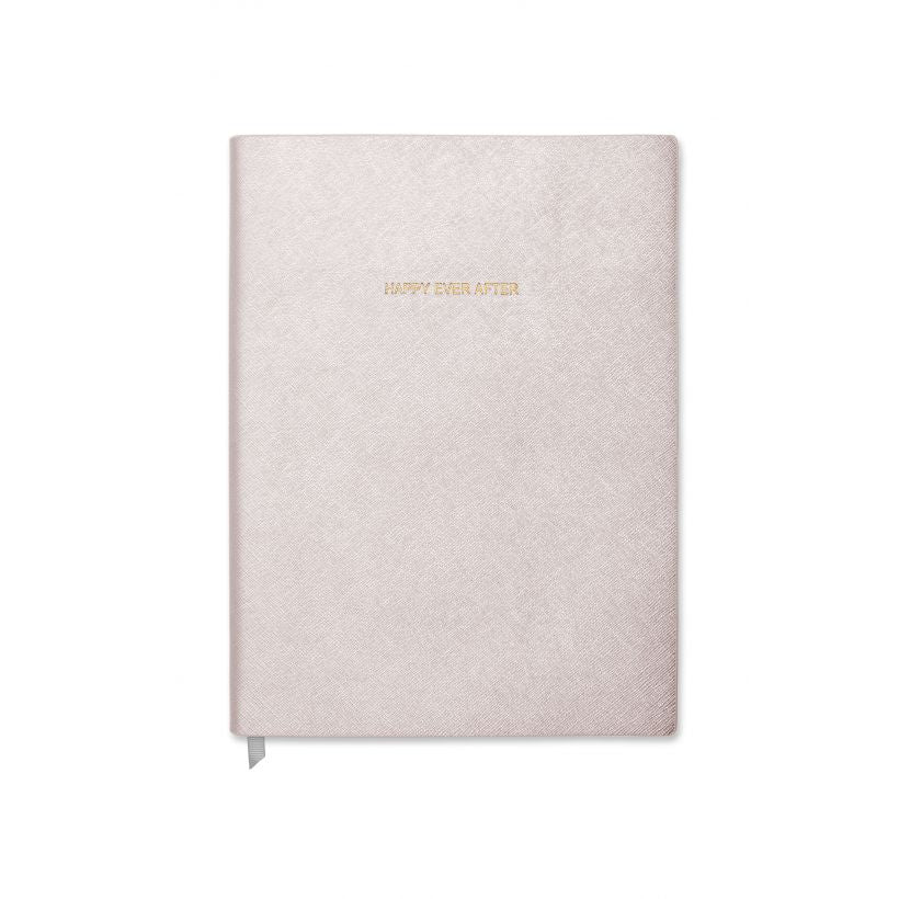Katie Loxton Large Notebook - Happily Ever After - Guest Book