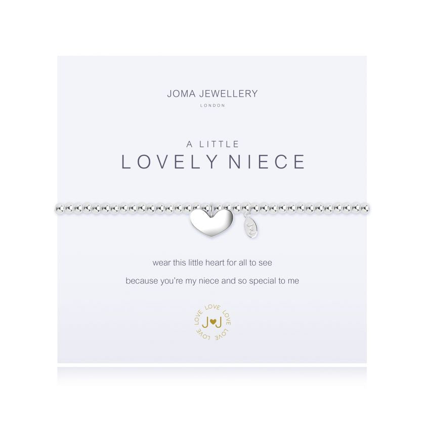 Joma Jewellery A Little Lovely Niece Bracelet
