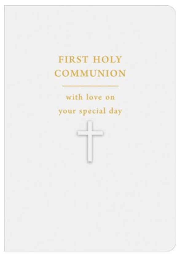 The Art File - First Holy Communion Special Day Card