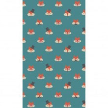 Powder Multi-way Band - Fox Faces Teal