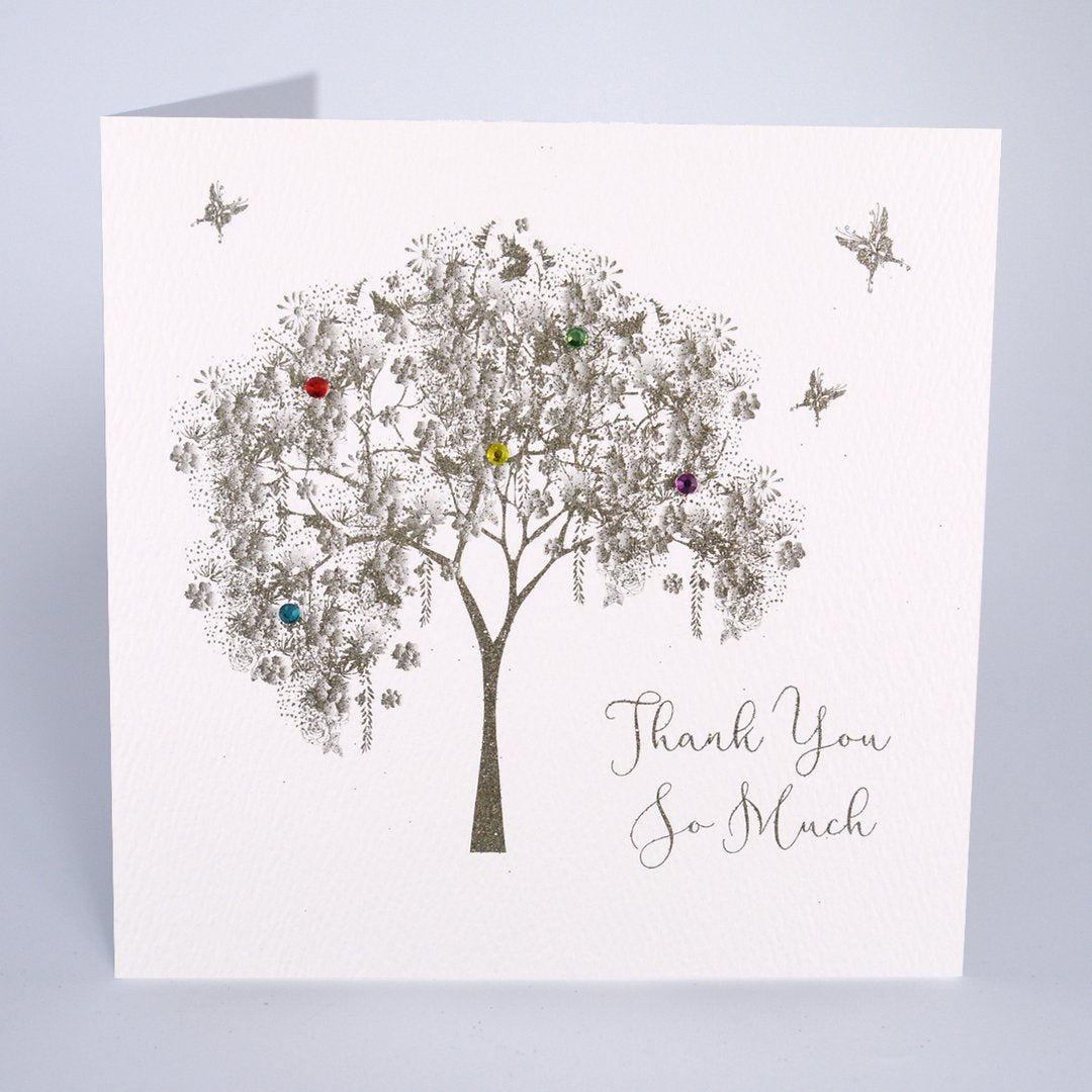 Five Dollar Shake Thank you Card