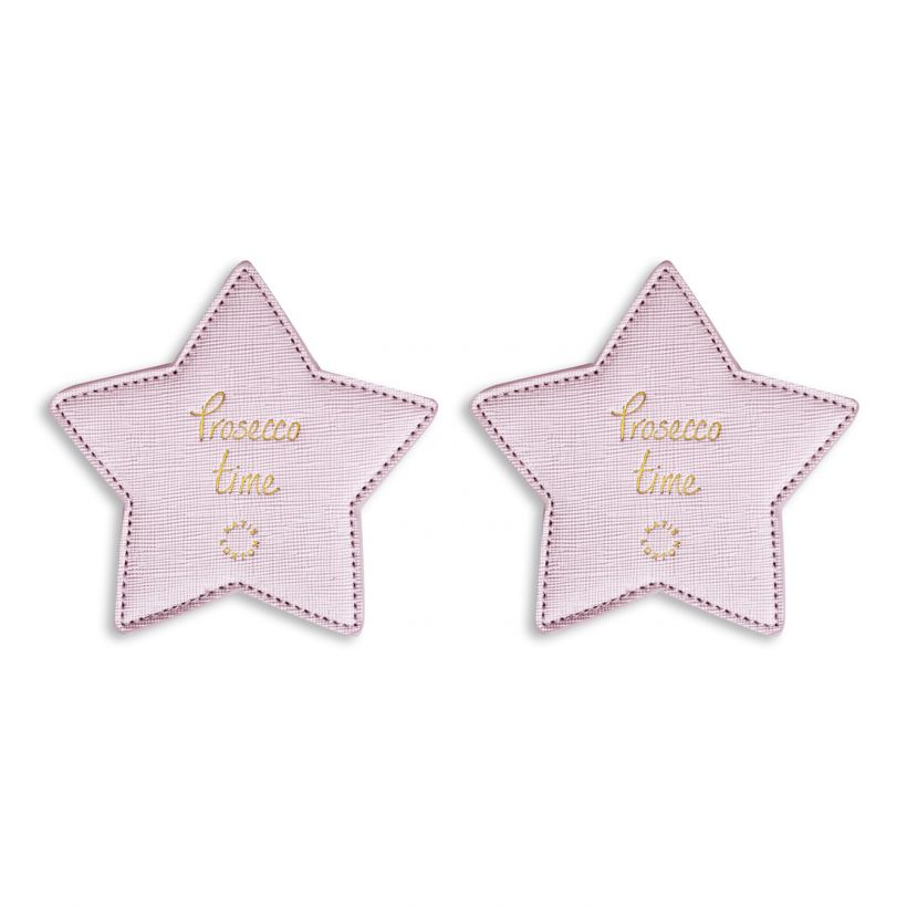 Katie Loxton Prosecco Time Coasters