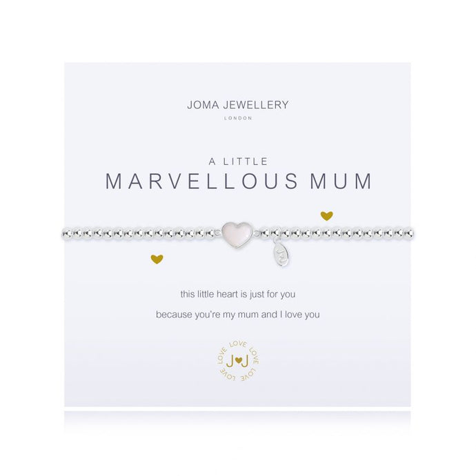 Joma Jewellery A Little Marvellous Mum Bracelet