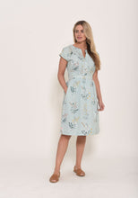 Brakeburn Posey Summer Dress - Green
