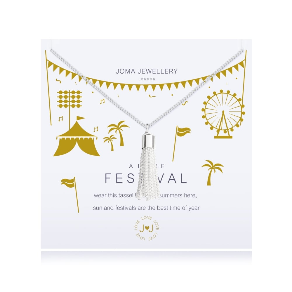 Joma Jewellery A Little Festival Necklace