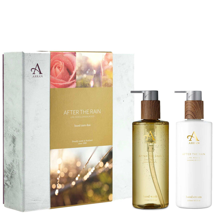 Arran After the Rain Hand Duo Gift Set
