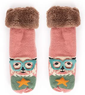 Powder Ladies Cosy Westie Mittens - Candy Pink