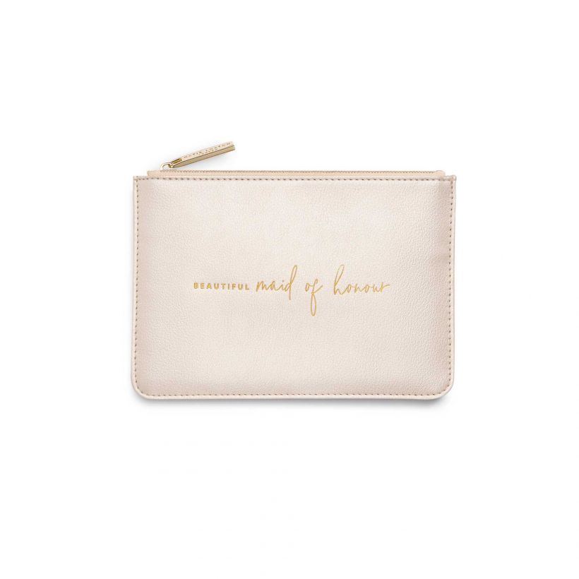 Katie Loxton Bridal Perfect Pouch Gift Set - Maid of Honour