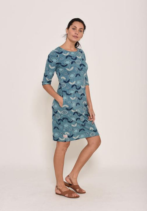 Brakeburn Olivia T-Shirt Dress