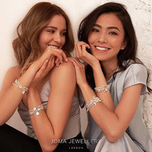 Joma Jewellery Facetted A Little Partners in Wine Bracelet