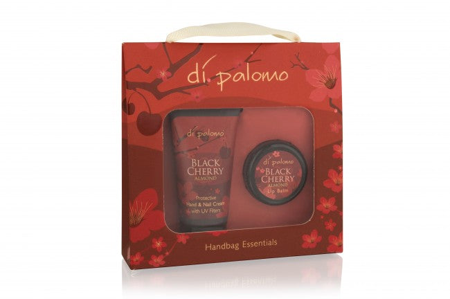 Di Palomo Black Cherry - Handbag Essentials Gift Set