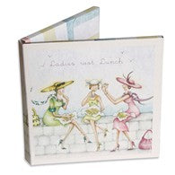 Berni Parker Blank Notecards - Ladies Who Lunch/Fountain of Youth